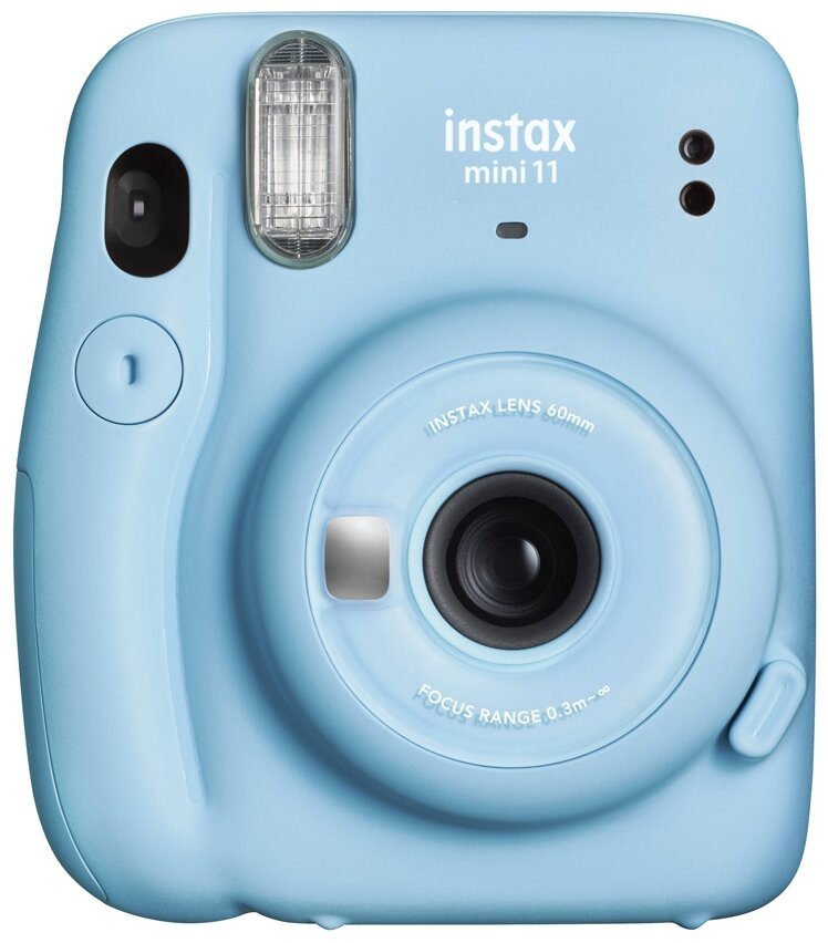 Фотоаппарат моментальной печати Fujifilm Instax MINI 11 Blue Geometric Set