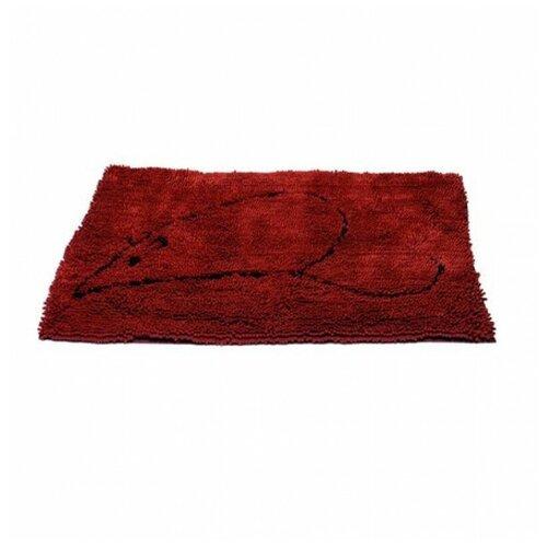 Подстилка-плед для кошек Dog Gone Smart Супервпитывающий для кошек L 89х66 см красный