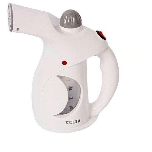 Ручной отпариватель - парогенератор для одежды Kelli-316 ( Белый )