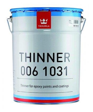 Растворитель Tikkurila Thinner 006 1031