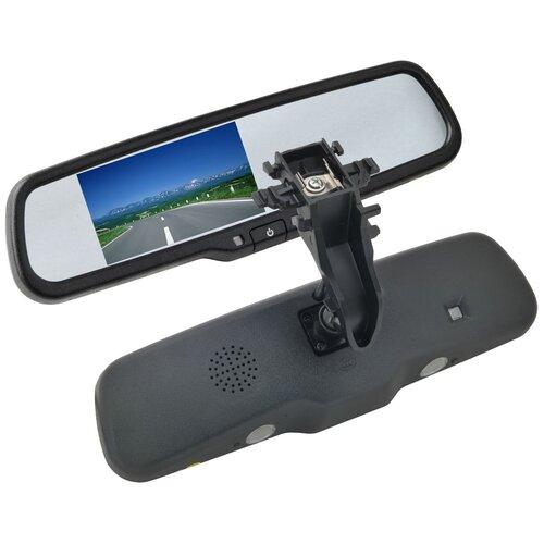 Автомобильный монитор SWAT VDR-FR-09 черный