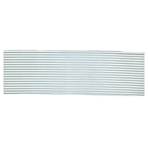Резинка поясная решетчатая, 63 мм, цвет белый 55% полиэстр, 45% полиэфирная нить, PEGA, Технические ленты и тесьма  - купить со скидкой