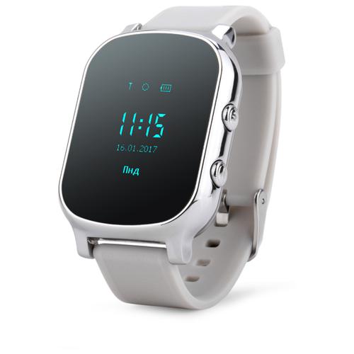 Фото - Умные часы Beverni Smart Watch T58 (серебристый) умные часы beverni smart watch t58 серебристый