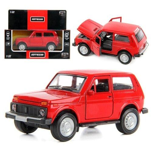 Купить Машина металлическая HOFFMANN 102639 РОССИЙСКИЙ АВТОПРОМ-NR 1:32, Машинки и техника