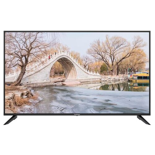 Фото - Телевизор Prestigio 50 Odyssey 50 (2020), черный планшет prestigio wize 3427 3g pmt3427