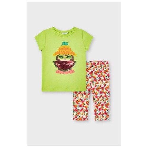 Купить Комплект одежды Mayoral размер 128, зелeный, Комплекты и форма
