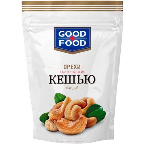 Кешью GOOD FOOD жареный, 130 г арахис good food жареный с медом и кунжутом 130 г