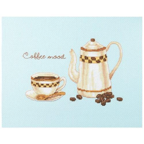 Купить Набор для вышивания Кофейное настроение XIU Crafts 2801403, Наборы для вышивания