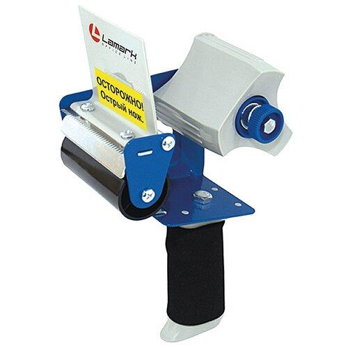 0002-BL Диспенсер для упаковки клейкой ленты 75мм
