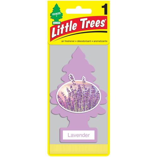 Фото - Little Trees Ароматизатор для автомобиля Ёлочка Лаванда (Lavender) 12 г little trees ароматизатор для автомобиля u3s 32967 eu пина колада