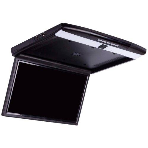 Автомобильный монитор Ergo ER17S черный