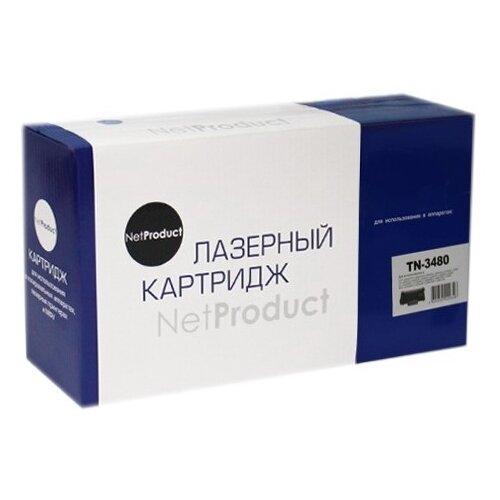 Фото - Картридж Net Product TN-3480, совместимый картридж net product n tn 2125 2175 совместимый