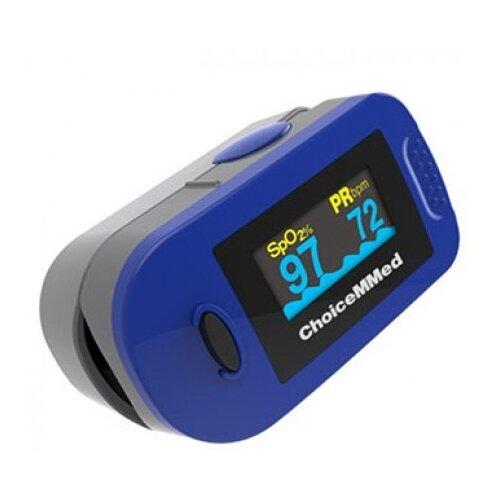 Пульсоксиметр ChoiceMMed MD300C2, синий