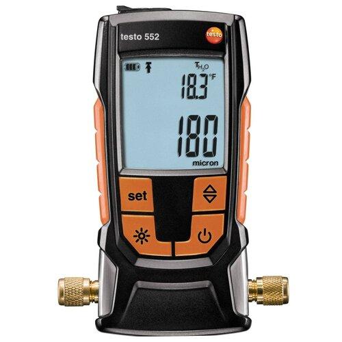 Цифровой манометр Testo вакуумметр 552 (до 26.66 мбар)