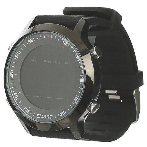 Фото - Умные часы Beverni Smart Watch EX18 (черный) умные часы beverni smart watch t58 серебристый