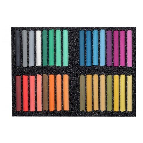 Пастель Аква-Колор 32 цвета