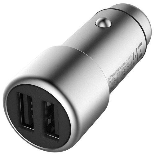 Автомобильная зарядка ZMI AP821, серебристый