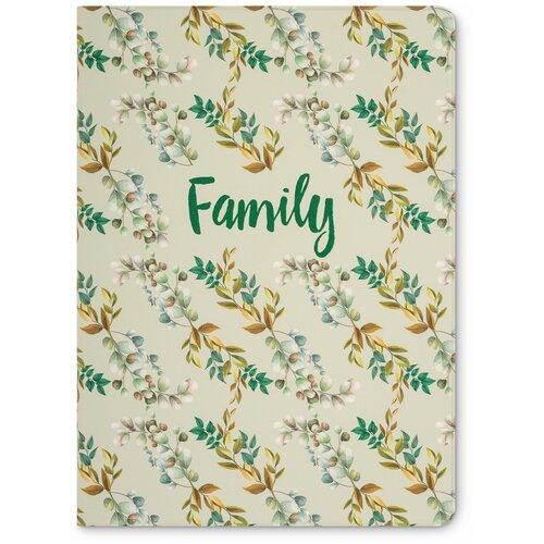 Фото - Flexpocket / Папка для семейных документов / Семейная папка / Органайзер для документов, формат А4 папка для документов rhino 08 brown винтаж натуральная кожа