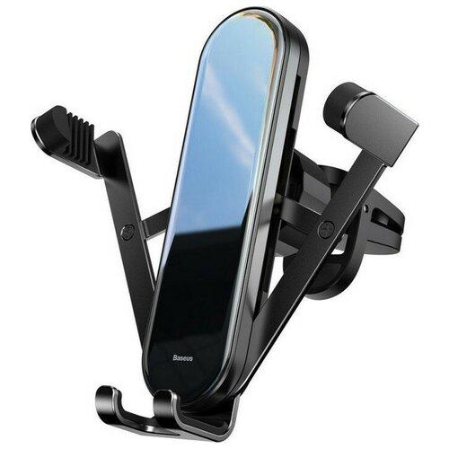 Гравитационный держатель Baseus Penguin Gravity Phone Holder черный