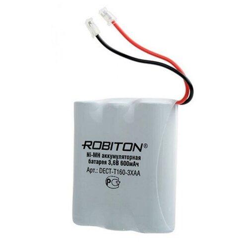 Аккумуляторные батарейки Robiton DECT-T160-3XAA PH1