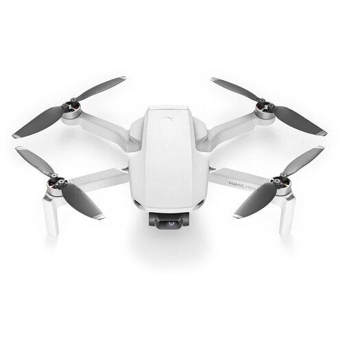 Фото - Квадрокоптер DJI Mavic Mini Fly More Combo white квадрокоптер dji mavic mini 2 combo