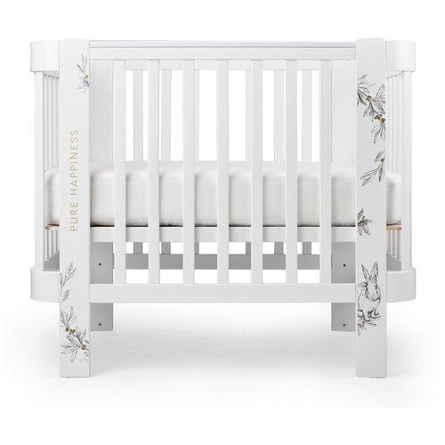 Купить Колыбель Happy Baby Mommy Love by Alena Akhmadullina white, Колыбели и люльки