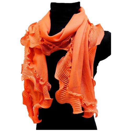 Шарф Crystel Eden 3059 оранжевый