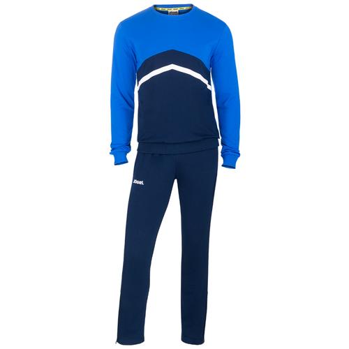 Спортивный костюм Jogel размер YL, темно-синий/синий/белый