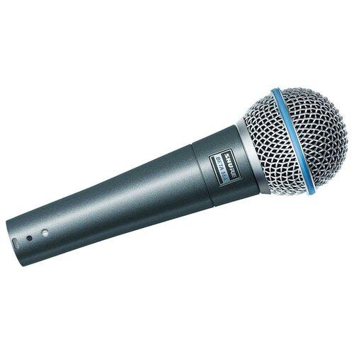 Микрофон Shure BETA 58A, черный