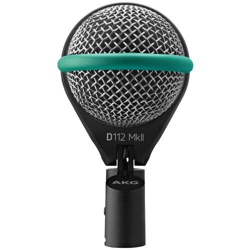 Микрофон AKG D112MKII, черный