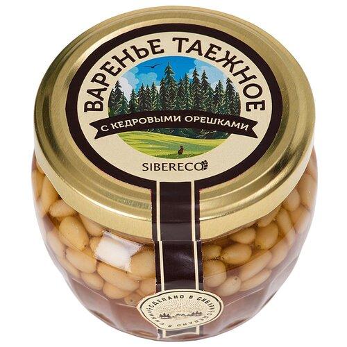 Фото - Варенье таёжное с кедровыми орешками 95мл/140г tomtom брускетта из вяленых томатов с кедровыми орешками 140 г