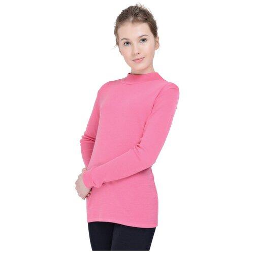 Водолазка NORVEG Soft Teens Sity Style 4CSJG2HLRU, размер 164-170, розовый