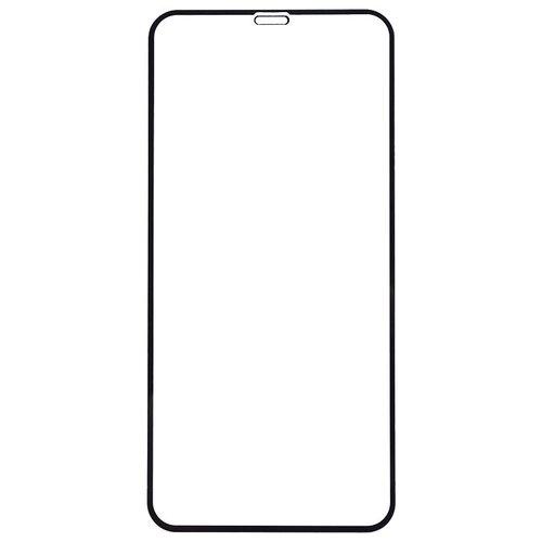Защитное стекло Gosso FULL SCREEN для Apple iPhone XS Max черный