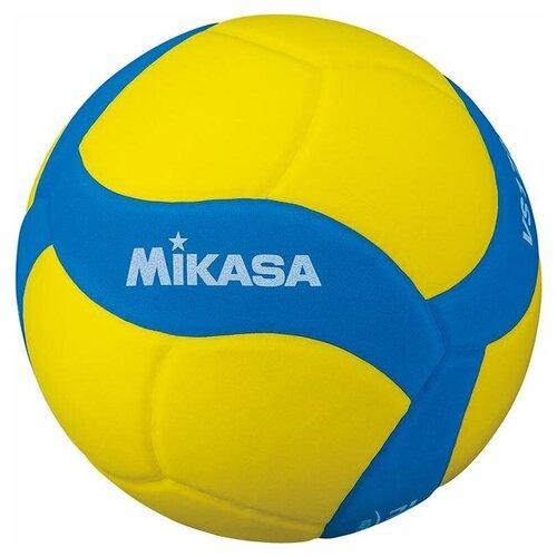 Волейбольный мяч Mikasa VS170W желтый/синий
