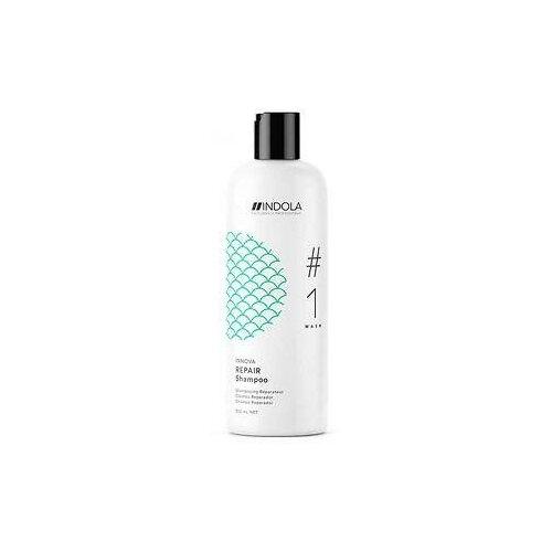 Шампунь Indola Innova Care Repair Shampoo Восстанавливающий шампунь для сухих и поврежденных волос 300 мл.