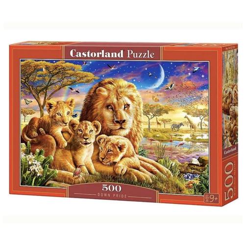 Пазл Castorland 500