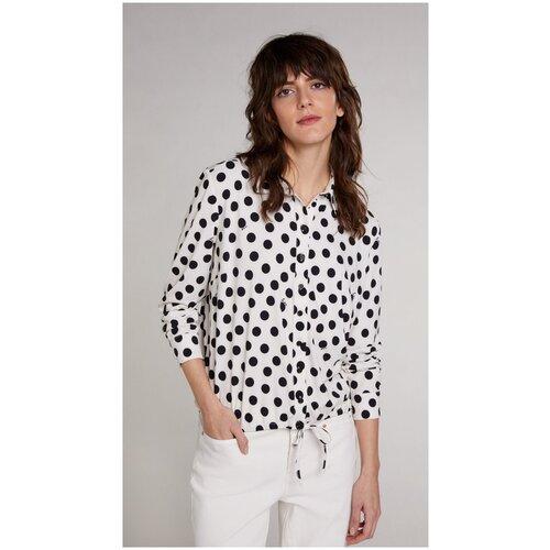 Блуза Oui, размер 38, белый