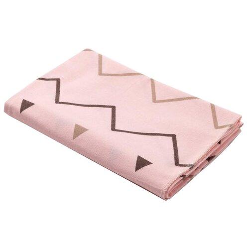 Купить Многоразовые пеленки Крошка Я фланель 40x60 геометрия 1 шт., Пеленки, клеенки