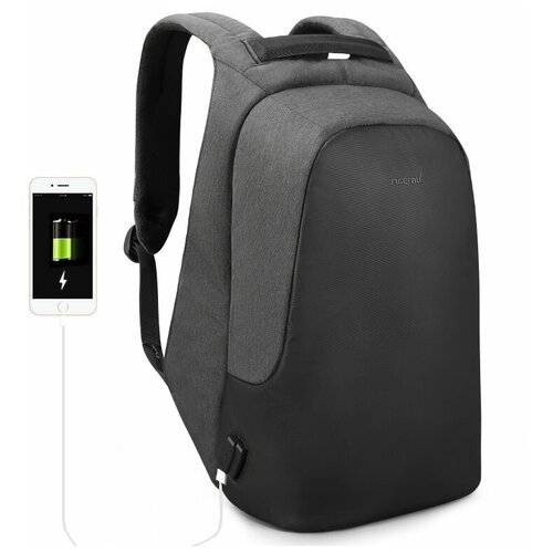 Рюкзак Tigernu T-B3615 черный рюкзак tigernu t b3615