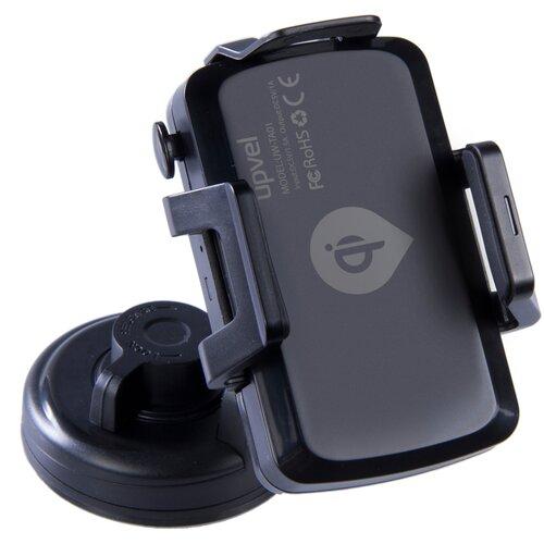 UPVEL UQ-TA01 Stingray, Black автомобильное беспроводное зарядное устройство стандарта Qi
