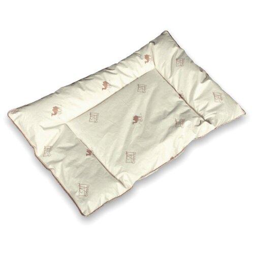 Подушка для детей Верблюжонок ПВШД-4060 (кремовый); Альвитек 40 х 60
