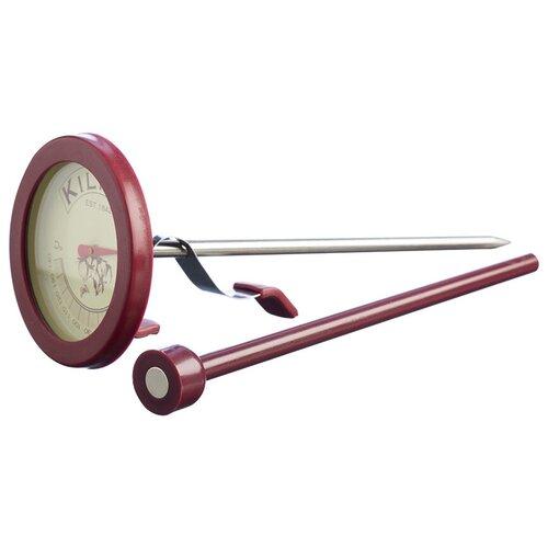 Набор из термометра и магнита для крышек