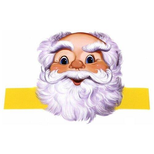 Купить Маска-ободок Дед , Творческий Центр СФЕРА, Карнавальные костюмы