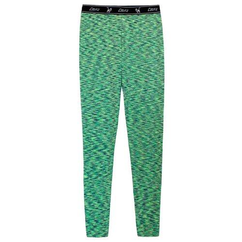 Леггинсы CATFIT размер 140, зеленый