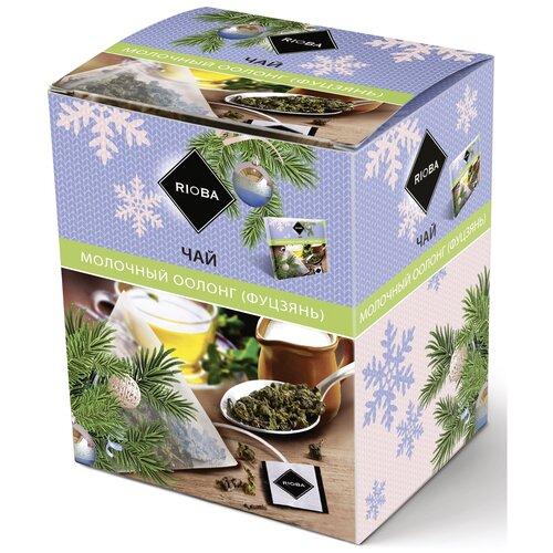 Чай RIOBA Молочный оолонг пакетированный, 20 шт. по цене 349