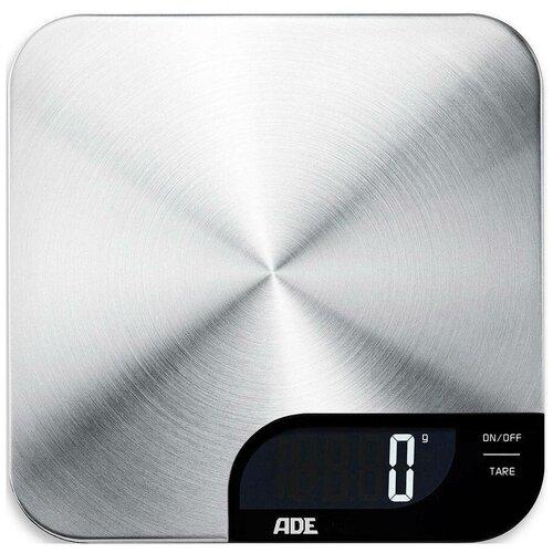 Весы кухонные ADE Alessia KE1600 silver-grey