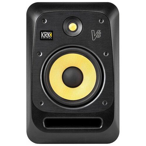 Полочная акустическая система KRK V8 S4 black 1