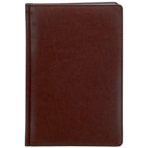 ежедневник датированный 2018 index agent кожзам линия а5 168 листов коричневый Ежедневник Index Avanti недатированный, искусственная кожа, А5, 168 листов, коричневый