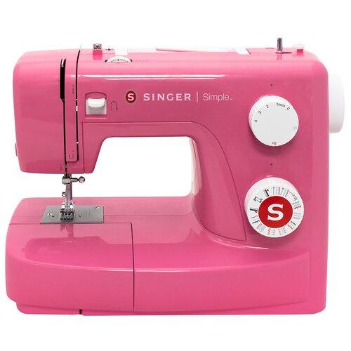 Швейная машина Singer Simple 3223 R, красный недорого