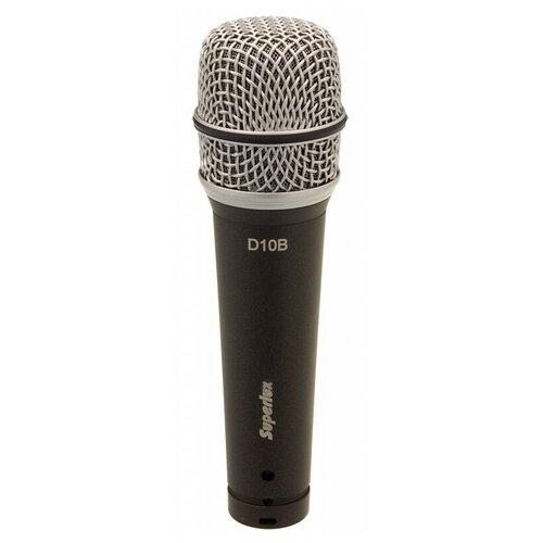 Микрофон Superlux D10B, черный
